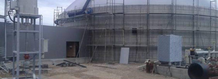Κατασκευή μονάδας παραγωγής ηλεκτρικής ενέργειας από βιοαέριο στην Κρύα Βρύση Πέλλας