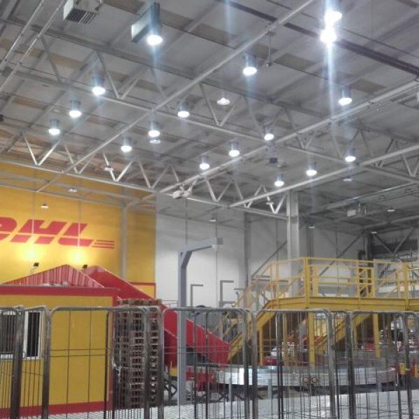 DHL EXPRESS – AIR CARGO – 75% εξοικονόμηση