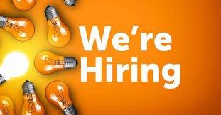 We 're hiring